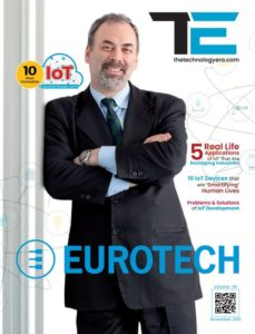 IoT Issue, 2019-Coverpage-Technology Era - TE