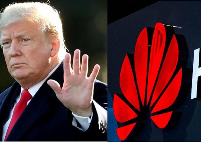 Exclusive: Google suspends some business with Huawei once Trump blacklist