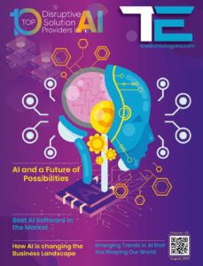 AI Issue, 2019 Coverpage