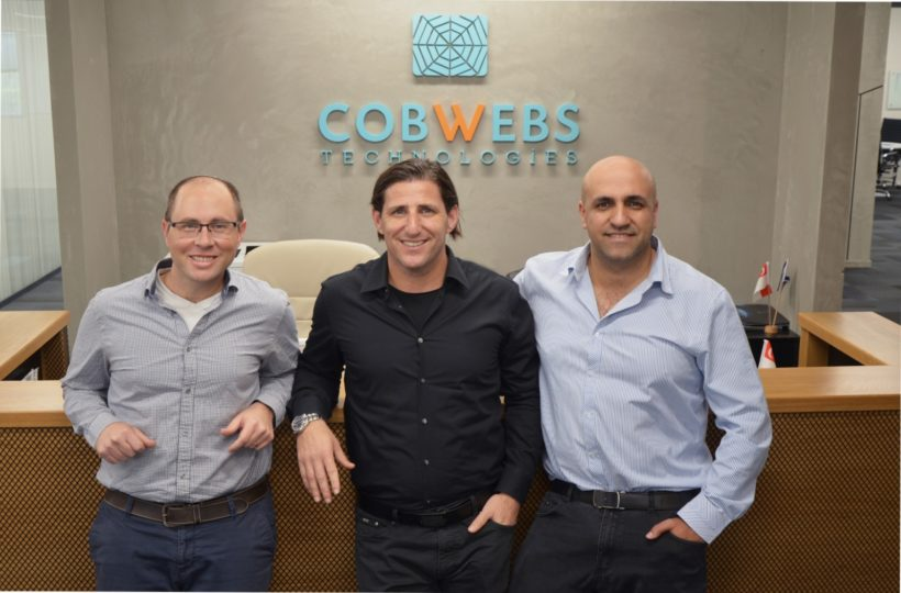 Cobwebs Co-founders