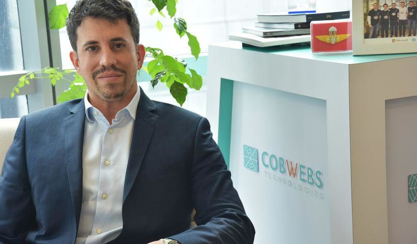 Ariel Talbi - Managing Director of Cobwebs Technologies