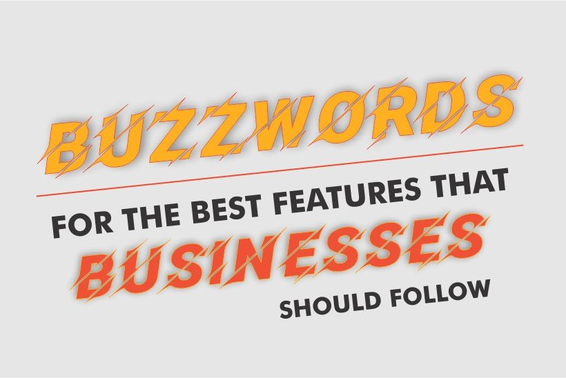 Buzzwords Businesses Should Follow