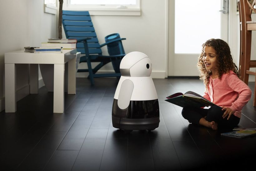 Kuri Robot-10 IoT Devices that are Smartifying Human Lives