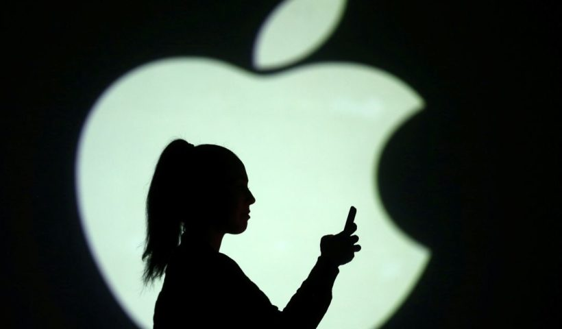 Apple's iPhone back to growth as company braces for coronavirus impact