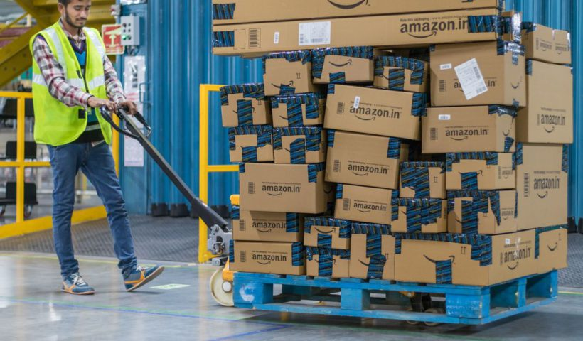 Amazon India is Creating 50,000 Seasonal Opportunities Across its Fulfilment & Delivery Network