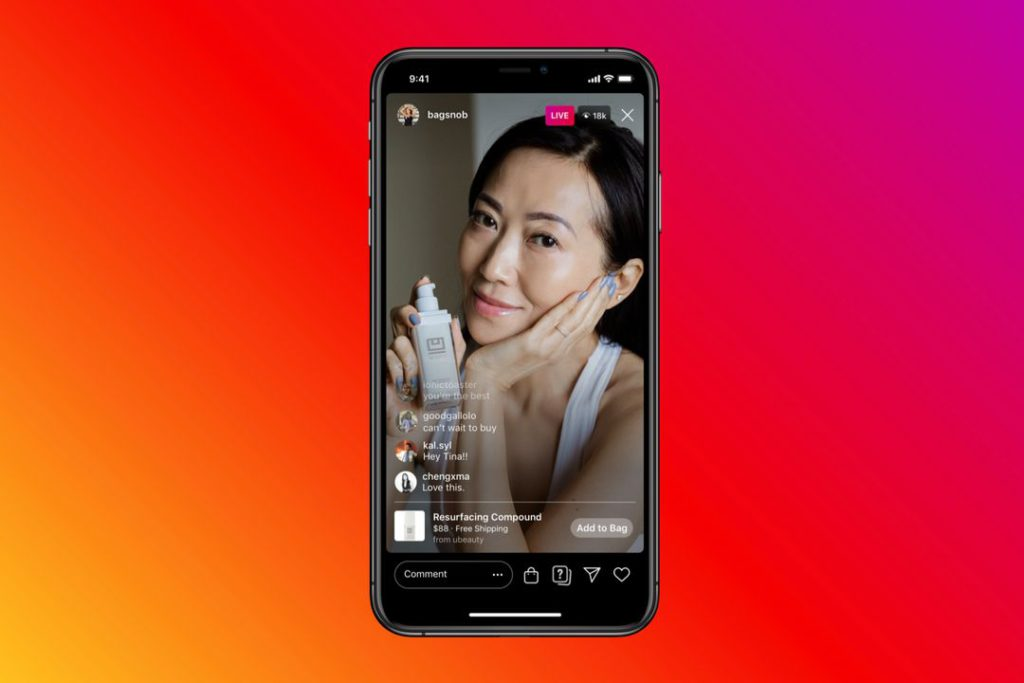 facebook Live Shopping Features 1