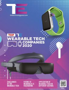 Top Wearable Tech Companies 2020 - Coverpage