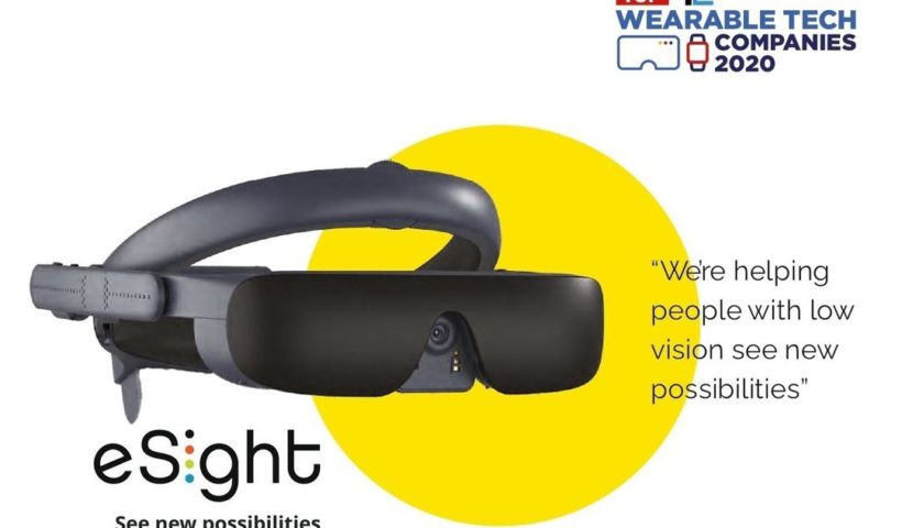 eSight A New Era for Vision Enhancement